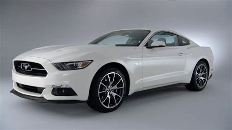 2015 Mustang Gt 50th Anniversary Edition