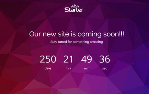 Coming Soon Web Page Templates by Download Free Bootstrap Coming Soon Web Template Webthemez