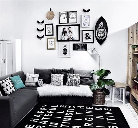 cat dinding ruang tamu rumah minimalis