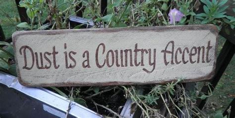 Rustic Home Decor Primitive Country Sign Wood