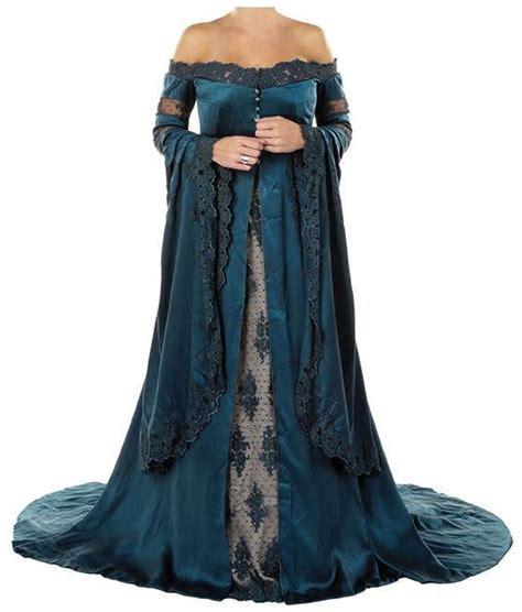 hexe kostüm prunaprismia castle dress from the chronicles of narnia prince caspian costume