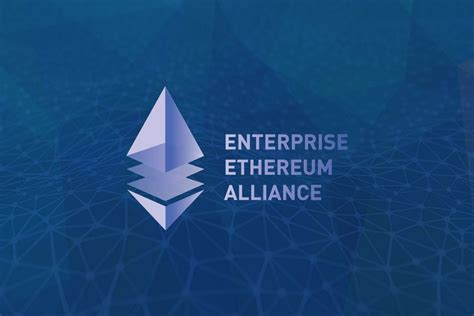 enterprise ethereum alliance world s largest open source blockchain initiative feat