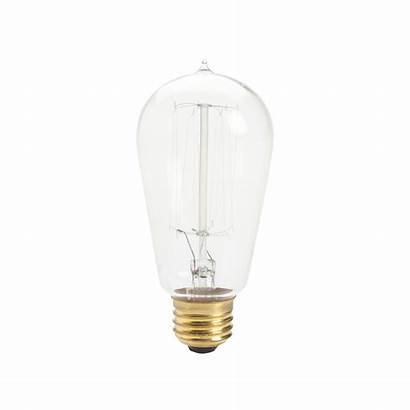 Bulb Antique Incandescent Bulbs Clear Kichler Filament