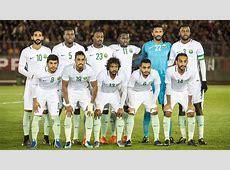 Los convocados de la selección de Arabia Saudita para el