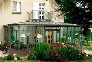 Véranda Fer Forgé : v randa de style victorien en acier et fer forg ~ Premium-room.com Idées de Décoration
