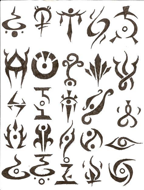 symbol tattoos design tattoo design ideas