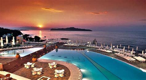 Panorama Hotel, Crete, Greece