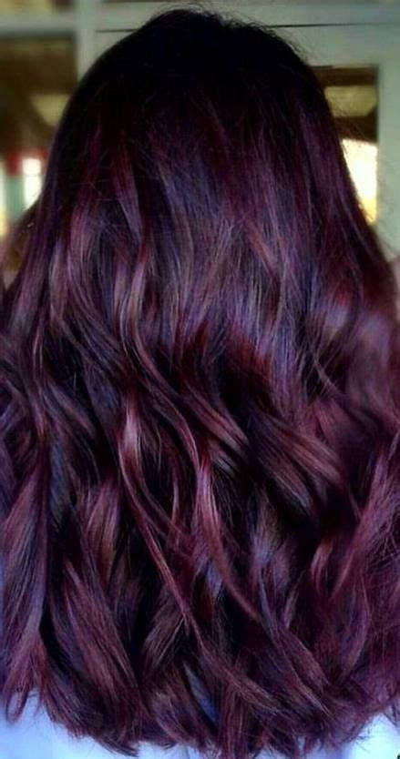 ideas hair color ideas  brunettes balayage rose