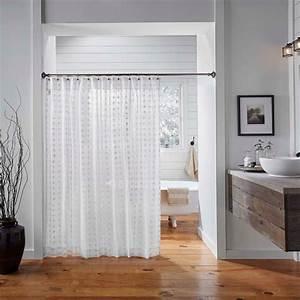 Farmhouse, Style, Shower, Curtain