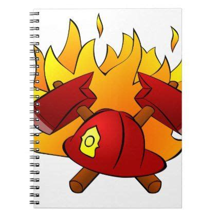 fire fight notebook office gifts giftideas business