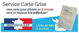 Demande Carte Grise En Ligne Prefecture : faire sa carte grise en ligne allo carte grise ~ Medecine-chirurgie-esthetiques.com Avis de Voitures