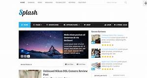 splash wordpress theme download review 2018 With wordpress splash page template