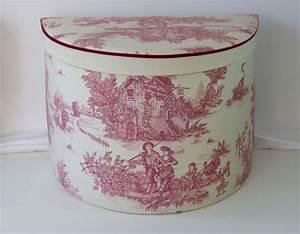 Aufbewahrungsbox Aus Stoff : 1153 best toile de jouy images on pinterest canvases ~ Lateststills.com Haus und Dekorationen