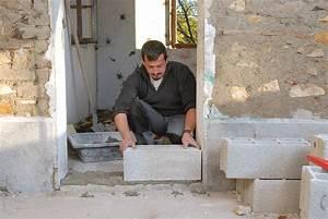 Isolation Mur Parpaing : isoler un mur en parpaing isolation mur garage j cherence comment isoler une cloison creuse 11 ~ Melissatoandfro.com Idées de Décoration