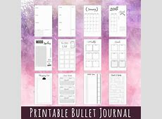 5+ Bullet Journal Templates PDF Free & Premium Templates