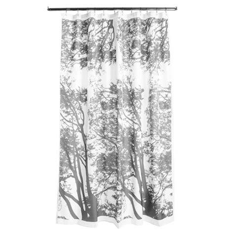 marimekko shower curtain marimekko tuuli grey polyester shower curtain