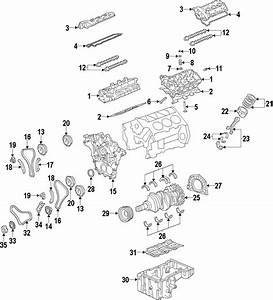 2008 Kia Sorento Engine Timing Chain  Wexhaust