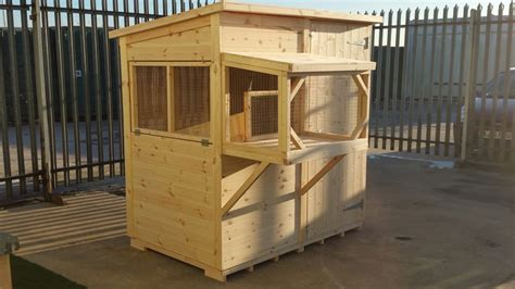 Amazing Bespoke Guinea Pig Shed Perfect For Your Little