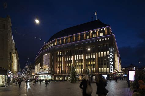 Stockmann (Helsinki) Kaufhaus Helsinki - Discovering Finland