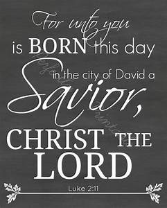 Luke 2:11 > ... City Of David Quotes