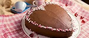 Valentinstag Kuchen In Herzform : schoko herztorte w rzig fruchtig f r valentinstag oder muttertag ~ Eleganceandgraceweddings.com Haus und Dekorationen
