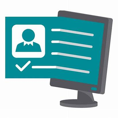 Student Registration Tri Resources Info Icons Webpage