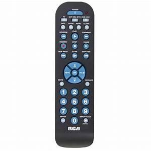 Rca 3-device Universal Remote Control-rcr3273z