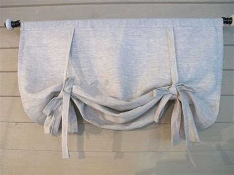gray linen  long swedish roll  shade stage coach