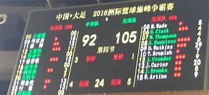 USA All-Stars Romp Over China, Take Dazu Title - NetScouts ...