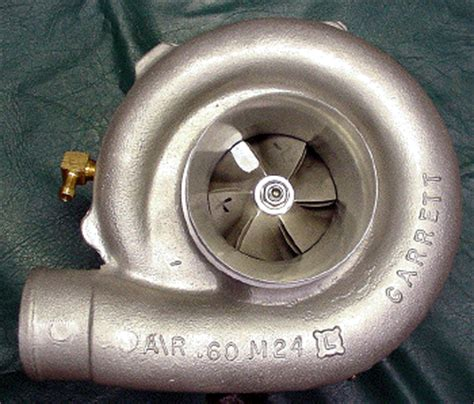 How To Make A Turbo by Turbocharger Photo Guide