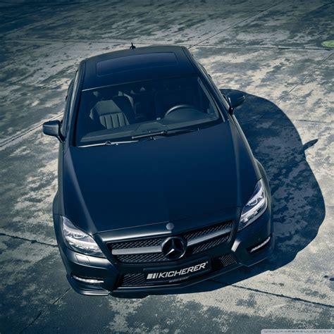 Mercedes Cls Black Edition Tuning Kicherer 4k Hd Desktop
