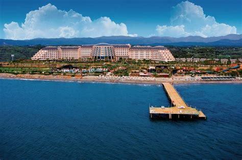long beach resort spa deluxe  ab chf  tuerkei antalya