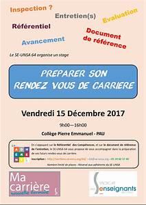 Rendez Vous De Carrière : se unsa 64 stage pr parer son rendez vous de carri re ~ Medecine-chirurgie-esthetiques.com Avis de Voitures