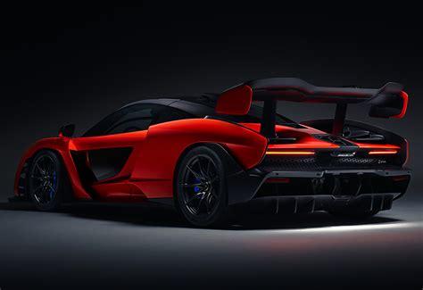 2019 Mclaren P15 by 2018 Mclaren Senna P15 характеристики фото цена