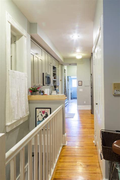 new kitchen tiles a new jersey kitchen embraces a narrow footprint 1085