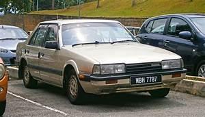 1987 Mazda 626  Gc  1 8i 4