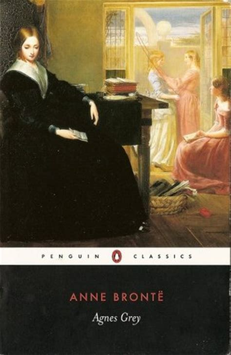 agnes grey  anne bronte reviews discussion bookclubs