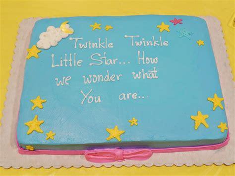 Winn Dixie Baby Shower Cakes - desired memories baby shower nursery rhymes
