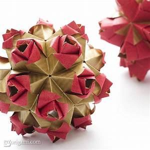 Little Roses Kusudama