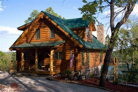 log cabins in arkansas beaver lake ar real log homes arkansas log home