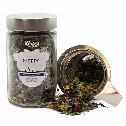 Sleepy Tea Loose Kintra Leaf Foods 40g
