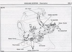 Engine Coolant Diagram On A 1996 Chevy Cavalier