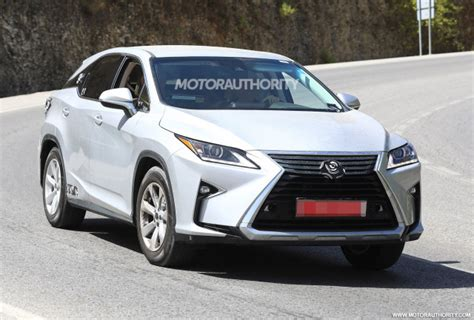 lexus rx redesign release date refresh release