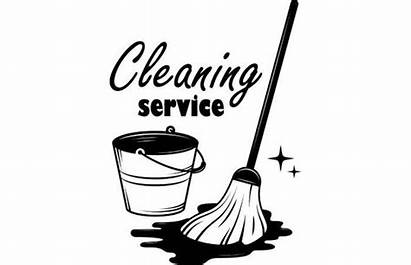 Cleaning Service Maid Housekeeping Housekeeper Clip Svg