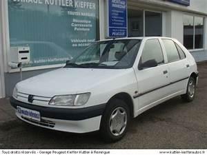 Peugeot 306 Occasion : peugeot 306 1 4l essence 1997 occasion auto peugeot 306 ~ Medecine-chirurgie-esthetiques.com Avis de Voitures