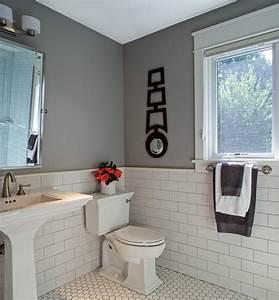 Contemporary Rustic Bathrooms