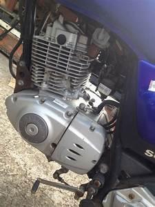 Motor Suzuki Yes 125   Carburador   Motor De Partida