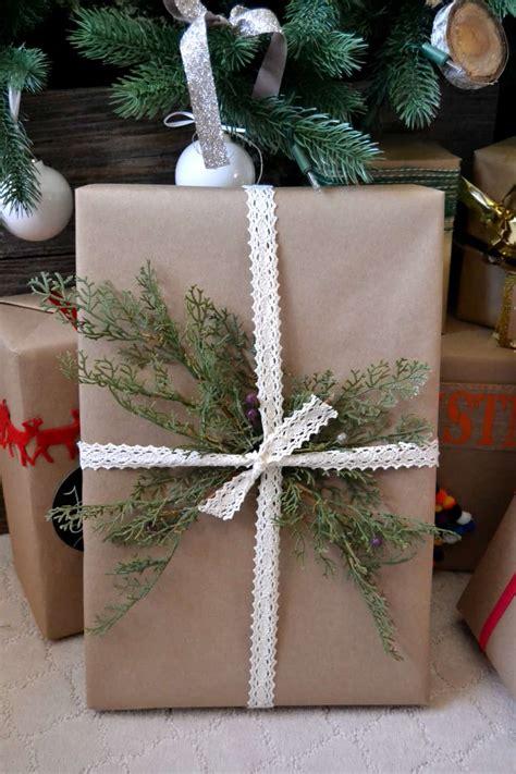 christmas gift wrap ideas my creative days
