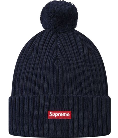 Supreme Beanie by Supreme Ribbed Beanies With Small Box Logo Trapped Magazine