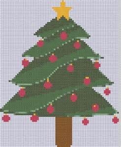 christmas tree cross stitch pattern by motherbeedesigns craftsy